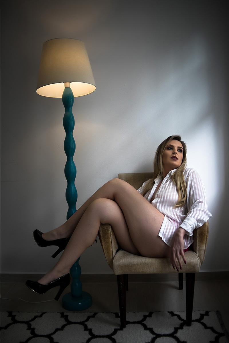 Fotografia Sensual Boudoir